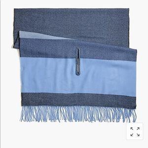 J Crew cape scarf